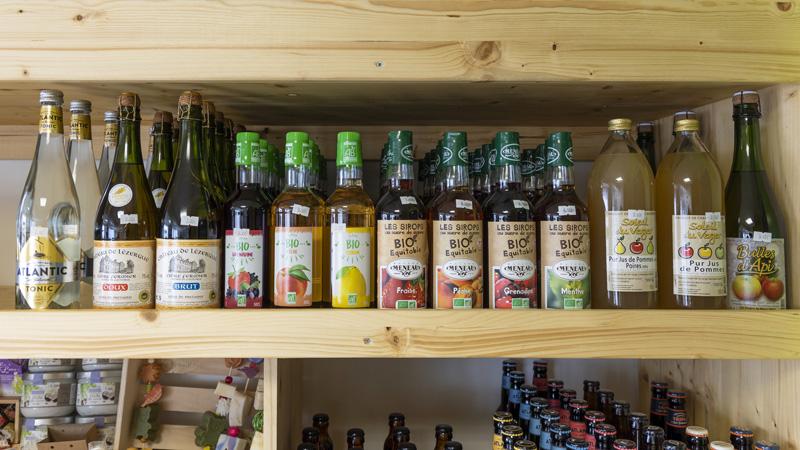 Epicerie Saint-Sauvant boissons sans alcool
