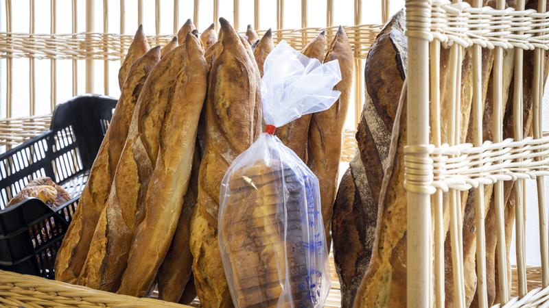Epicerie Saint-Sauvant dépôt de pain