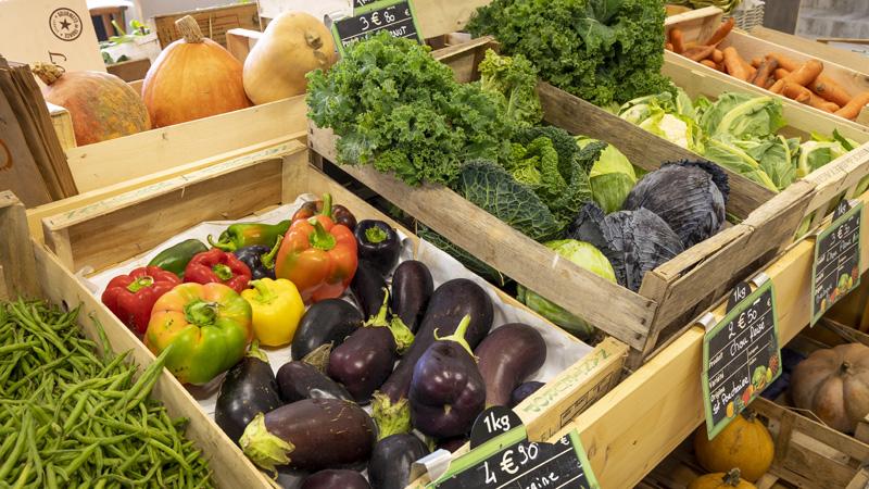 Epicerie Saint-Sauvant fruits et légumes