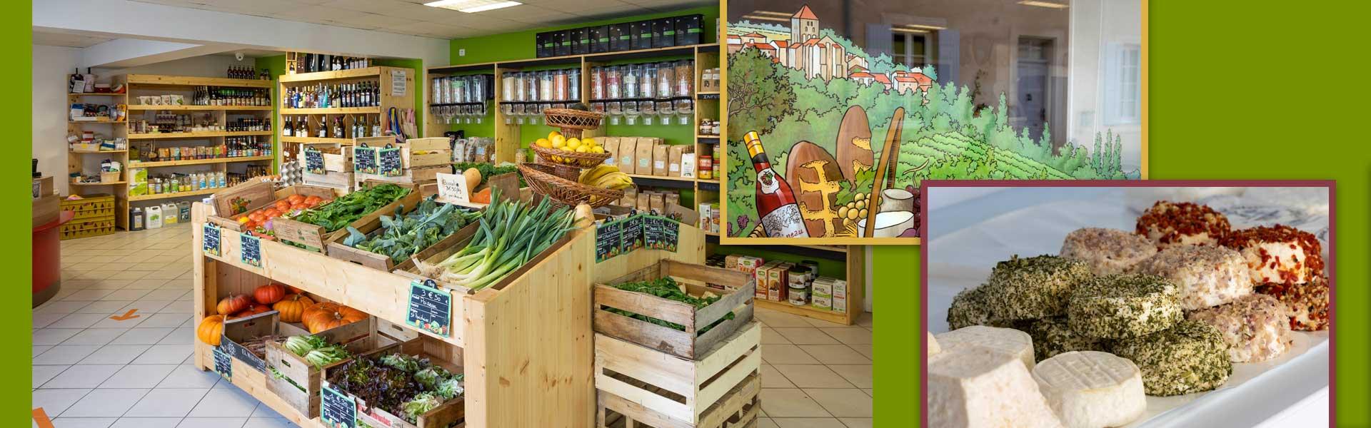 Permalink to: Épicerie à Saint-Sauvant (17)